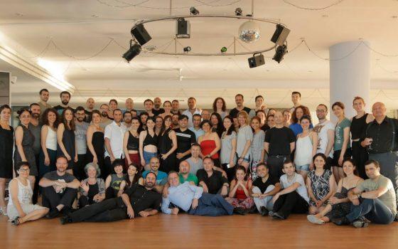 Şile Tango Camp Katılımcıları Contact Tango