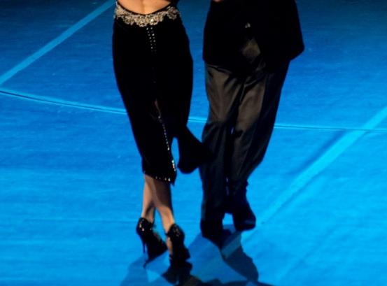 Tango Erkek Dans Tekniği